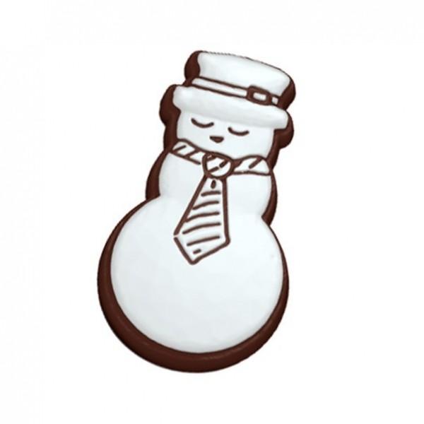 Пряник (Снеговик)
