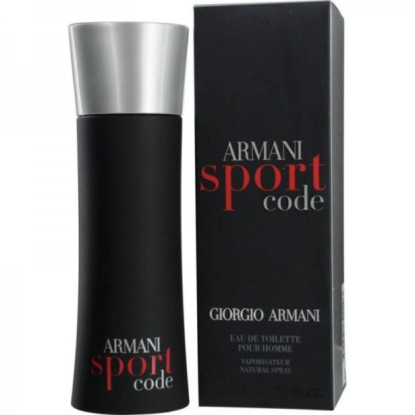 """ARMANI CODE SPORT"" (man) - 10 мл"